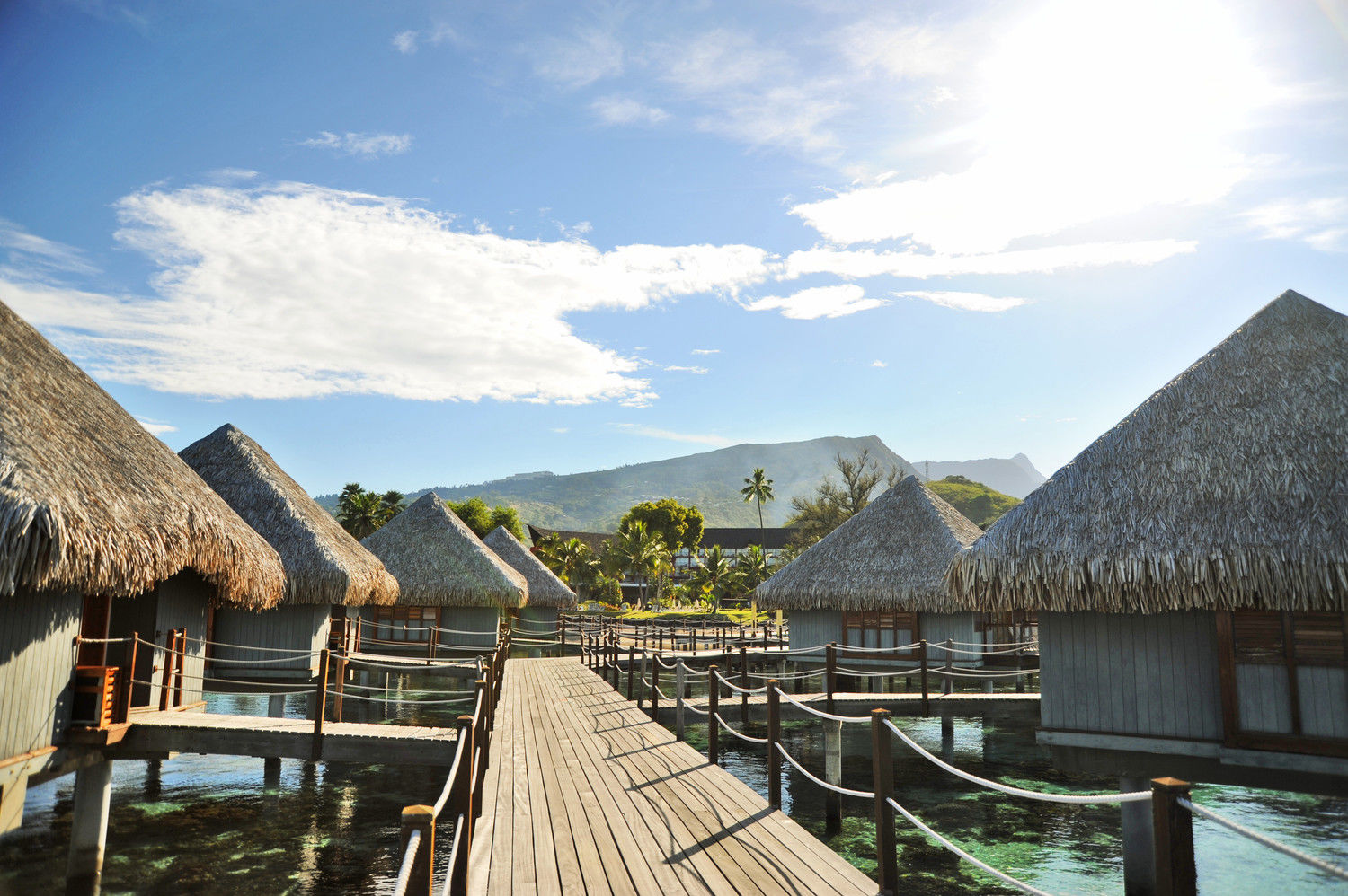 photo gallery le meridien tahiti